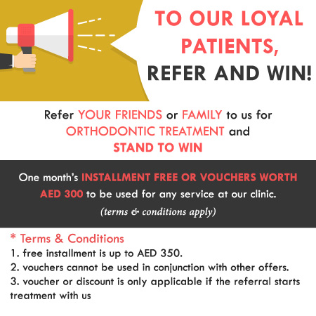 Refer a Friend or Family Member and Stand a Chance to Win